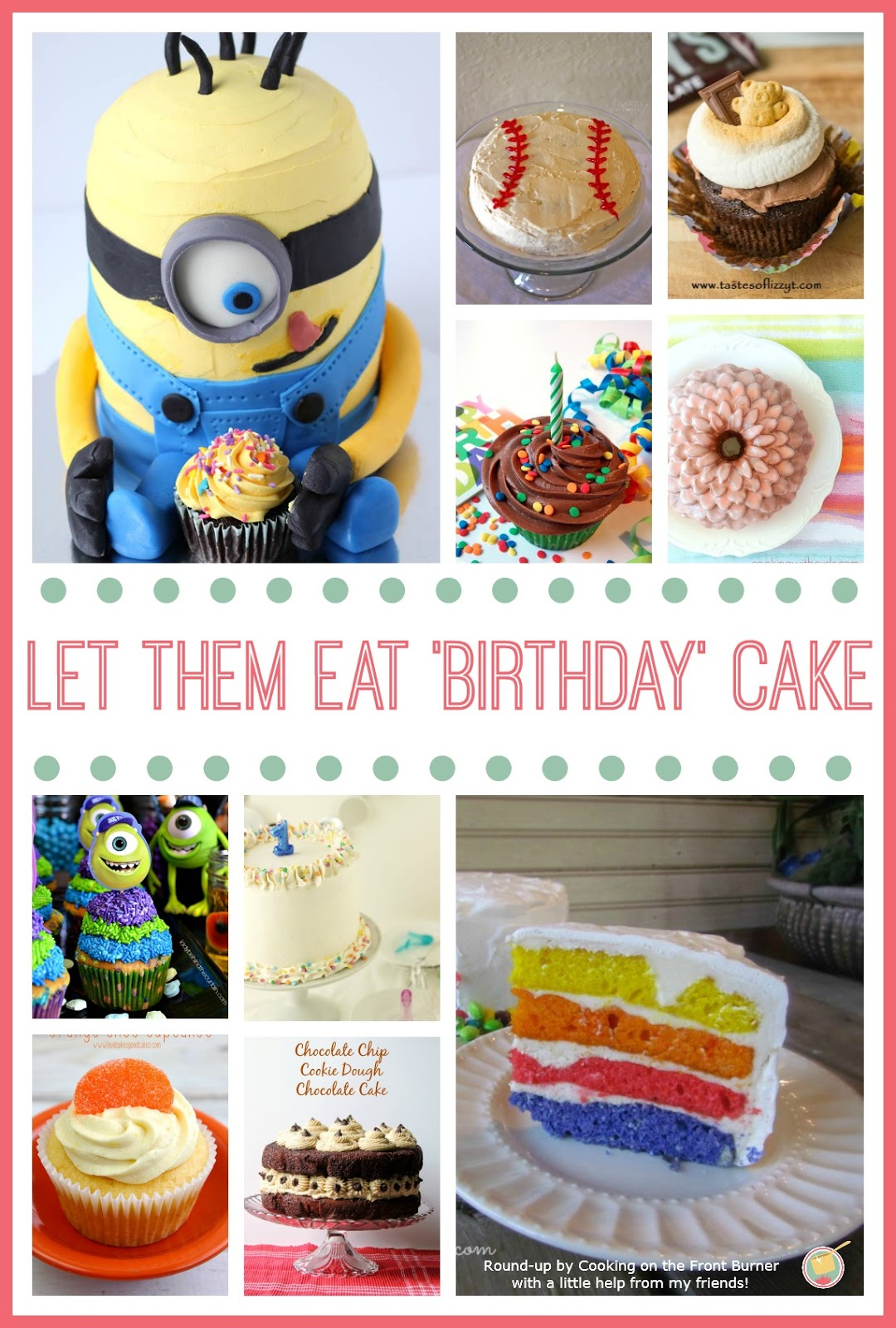 Celebrate all year long with these tasty cake recipes.