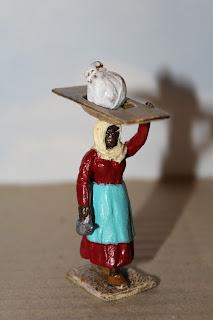 Lavandera, por Osvaldo Verón
