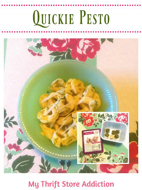 quickie pasta recipe