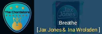 BREATHE Guitar Chords ACCURATE | Jax Jones & Ina Wrolsden