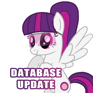 Huge Update for the MLP Brushables Database