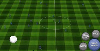 FIFA 14 Mod FIFA 18 Apk + Data Obb by Hafiz Terbaru