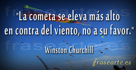 Frases Célebres De Winston Churchill Frases Célebres De