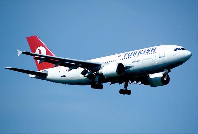 Gambar Pesawat Airbus A310 02