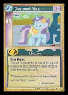 My Little Pony Diamond Mint GenCon CCG Card