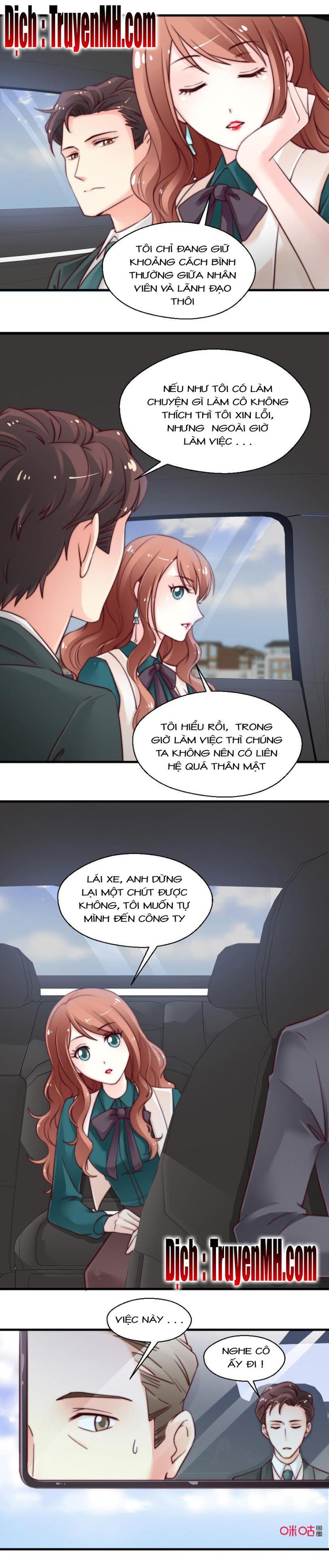 Bí Mật Của Thiên Kim - Chap 77
