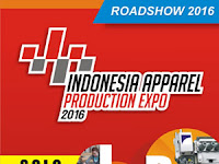 Indonesia Apparel Production Expo (IAPE) Solo 2016 Digelar Pada 10 - 12 Maret 2016