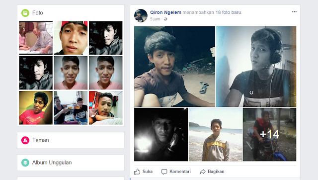 Facebook Qiron Qiron Berganti Nama Qiron Ngelem, Netizen Terus Kejar Pelaku Penghina Nabi Muhammad