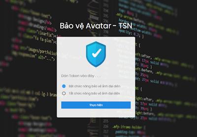 Share Source Web Bật/tắt khiên avatar | TOÀN SIÊU NHÂN