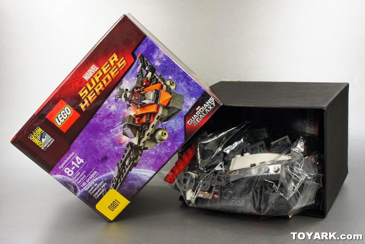 My Brick Store Lego Marvel Gotg Rocket Raccoon 5002145