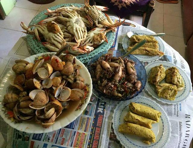 Masakan Saefood Khas Rembang