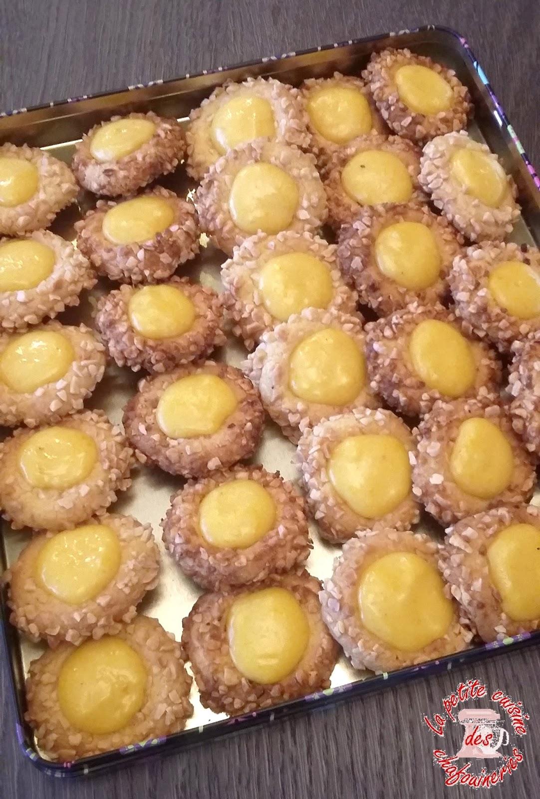 """La petite cuisine des chafouineries: Biscuits """"coup de ..."""