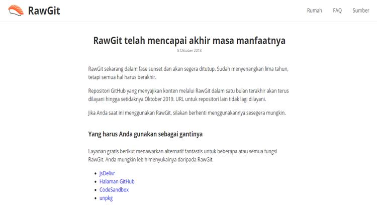 RawGit