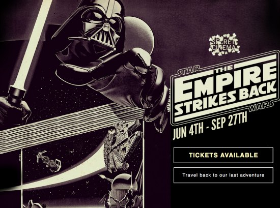 http://secretcinema.seetickets.com/tour/secret-cinema-presents-star-wars/list/1/100