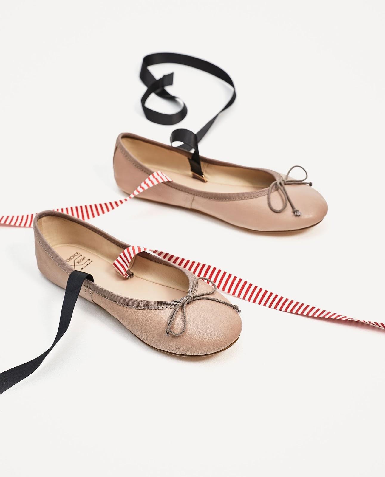 ZARA balerinki, najmodniejsze buty na lato, co kupić w Zarze na wyprzedaży