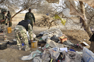 'We Are Suffering' - Nigerian Soldiers Fighting Boko Haram Cry