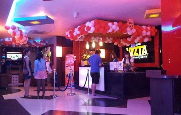 Inul Vizta Mall Centre Point Karaoke Medan