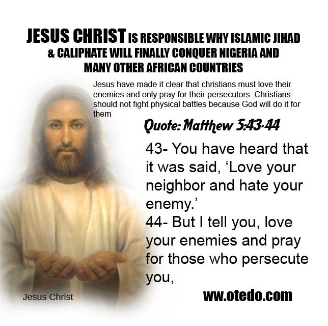 nigeria christian deaths