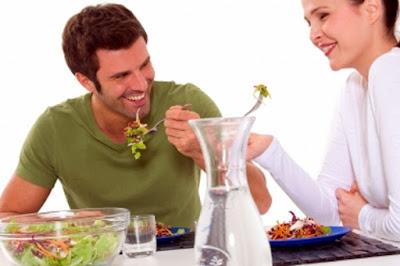 Kumpulan Sumber Makanan Nutrisi Peningkat Kesuburan Pria