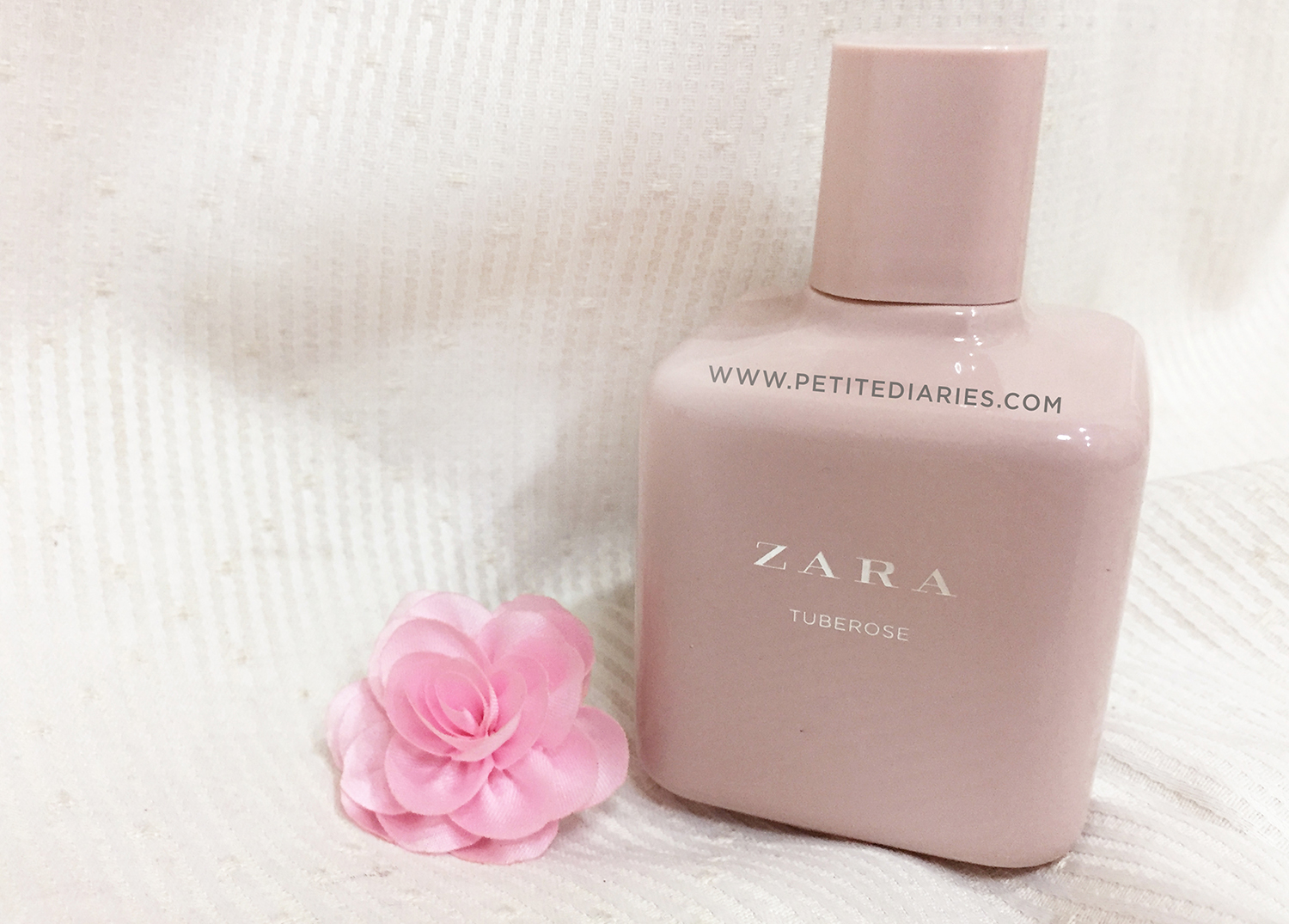 zara tuberose perfume edt review