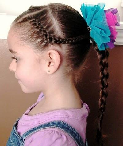 Más de 1000 ideas sobre Peinados Niña Bonitos en Pinterest  - Peinados De Ninas Modernos