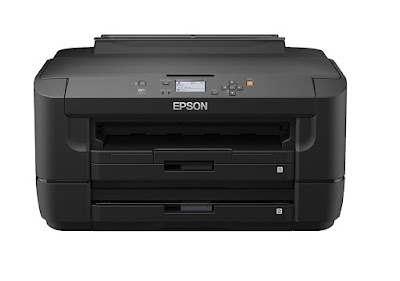 this printer is also Google Cloud Print and Apple AirPrint compatible Epson Workforce WF-7110DTW Driver Downloads