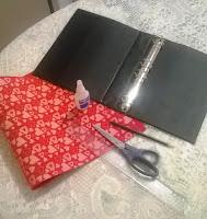 Capa, Capa para livro, Fichário, Caderno, EVA, Capa em EVA, DIY,