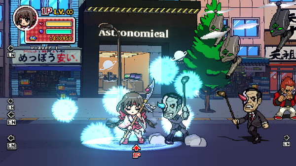 Phantom Breaker Battle Grounds PC Full Version Screenshot 3