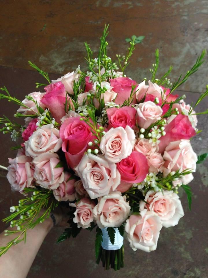 Bridal Bouquets By Pugh S Flowers Pughs Flowers Blog