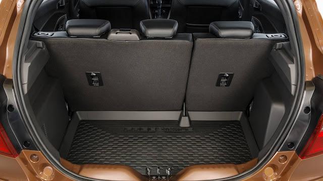Novo Ford Ka 2019 - interior