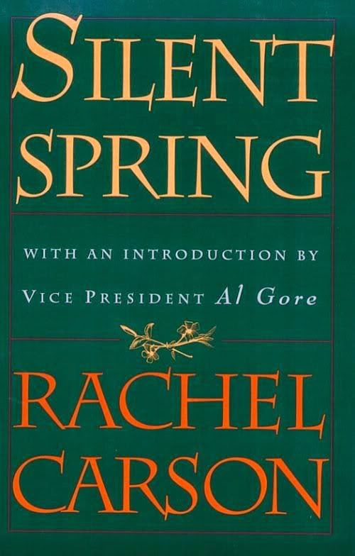 silent spring rachel carson Get this from a library silent spring [rachel carson lois darling] -- an important, controversial account  of the way in which man's use of poisons to control insect pests and unwanted vegetation is changing the balance of nature booklist.