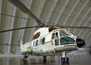 Helikopter VVIP Super Puma L2