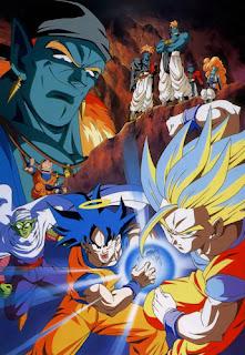 assistir - Dragon Ball Z - Filme 09 Dublado - online