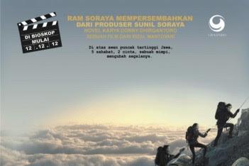 Sinopsis Film 5 cm (Film Indonesia Terbaru 2012)