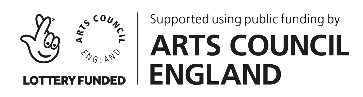 This project has been kindly supported by Arts Council England