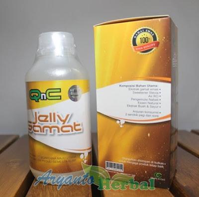 Obat Iritasi Kulit Tradisional Dari QnC Jelly Gamat
