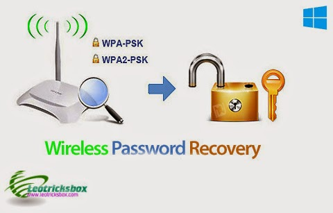 Wireless Password Recovery Pro v3.3.5.329 + Serial