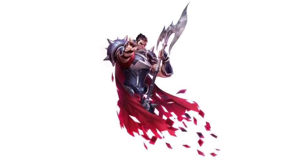 Darius, LoL, Legends of Runeterra, 4K, #4.1521