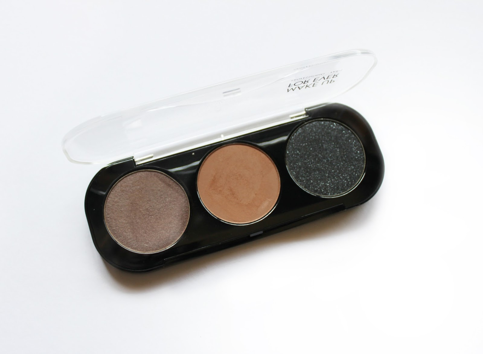 best eye shadow color make up for ever swatch review palette