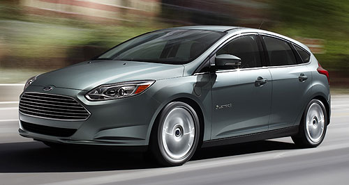 Ford Offers 10 750 On Leased Focus Ev