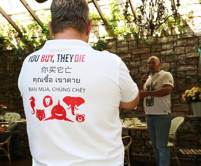 You buy they die #DOT #G2V Anton Fouche #Rhino
