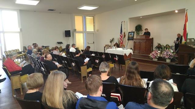 Reformation Sunday - Holy Communion - Reformáció napja - Úrvacsora