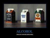 Meme desmotivacion humor alcohol