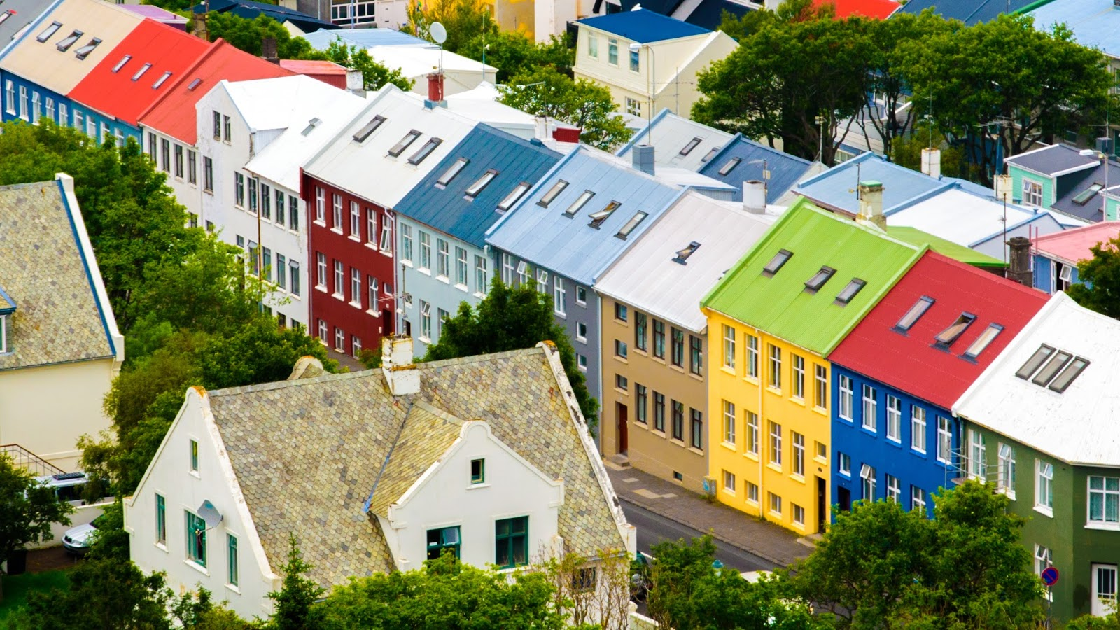 Islandia 24 noticias y viajes a islandia alquilar un apartamento en islandia - Casas en islandia ...