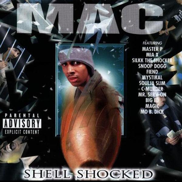 Mac - Shell Shocked Cover