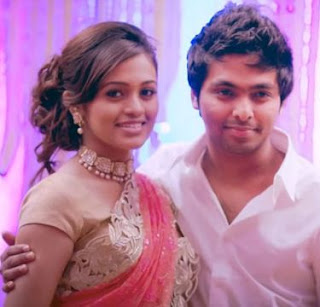 GV Prakash Family Wife Parents children's Marriage Photos