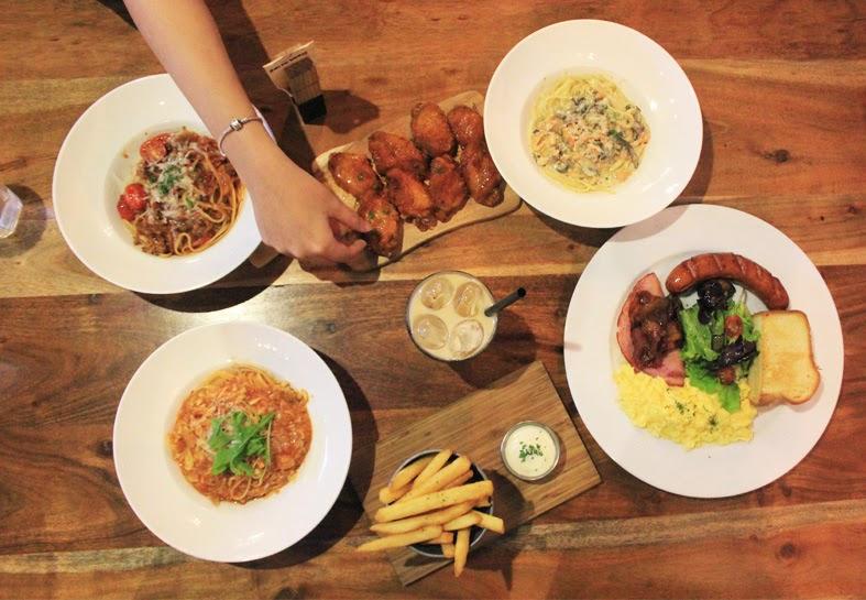 What's On The Table at Pasir Panjang?