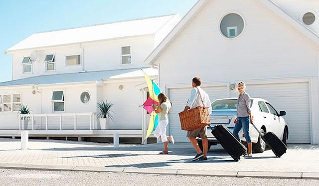 Como proteger sua casa durante ausência no período de férias?