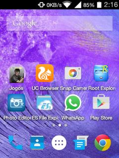 روم لولي بوب لهاتف سامسونغ Galaxy Pocket Plus Gt S5301