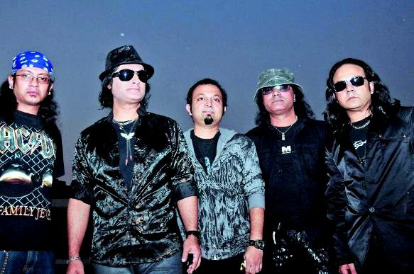 Band Music Of Bangladesh Miles Is A Popular Rock Band And Leading